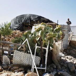 Le logo de l'UE ne protège plus des bulldozers d'Israël