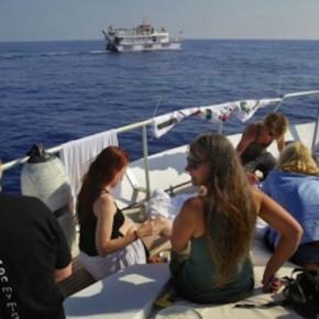 Le bateau des femmes pour Gaza fera escale à Ajaccio en Corse le 17 septembre 2016