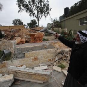 Depuis 2001, Israël a détruit pour 74 millions de dollars de projets financés par l'Union européenne