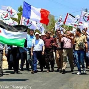 Condoléances et sympathie de Palestine présentées aux victimes de l'attaque terroriste en France