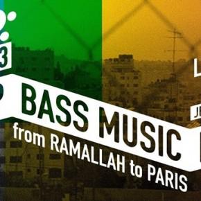"""Concert """"de Ramallah à Paris"""" à l'alimentation générale (Paris) le 8 septembre 2016"""