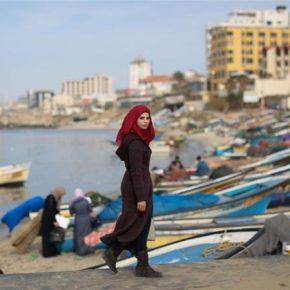 Les femmes d'acier de Gaza