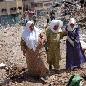 Jénine n'oubliera pas le massacre commis par Israël