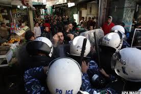 Les forces de sécurité de l'autorité palestinienne: sécurité de qui?