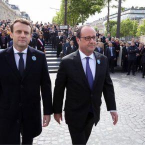 En France, Macron suspend un candidat à la députation à la suite de pressions du lobby israélien