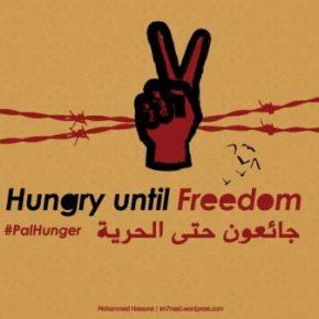 Déclaration de syndicats européens en soutien aux grévistes de la faim palestiniens