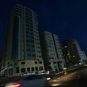 En photos: Gaza abandonné à ses souffrances dans l'obscurité