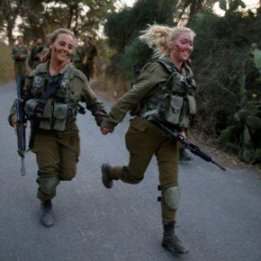 Maintenant en Israël les touristes peuvent faire semblant de tuer des Palestiniens pour 115 $ seulement