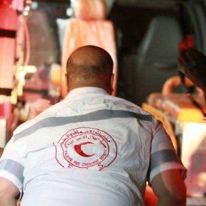 Le Croissant-Rouge palestinien : 1090 Palestiniens ont été blessés par les forces israéliennes au cours des 10 derniers jours