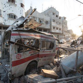 Gaza est conduite vers une crise politique et humanitaire plus profonde