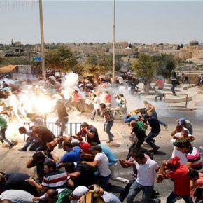 Les détecteurs de métaux d'Al-Aqsa ne sont pas une mesure de sécurité
