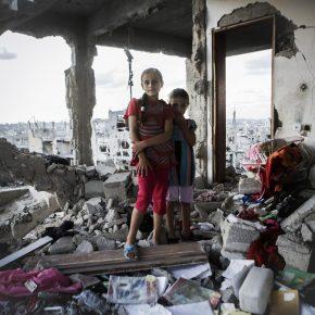 PETITION: Arrêtez la punition collective des enfants de Gaza