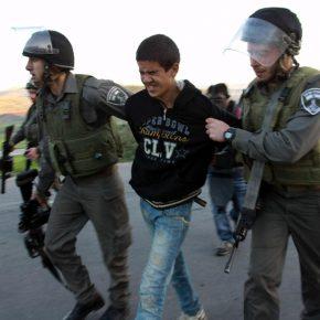 Israël a arrêté 110 000 Palestiniens depuis les Accords d'Oslo