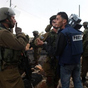Israël détient 24 journalistes palestiniens