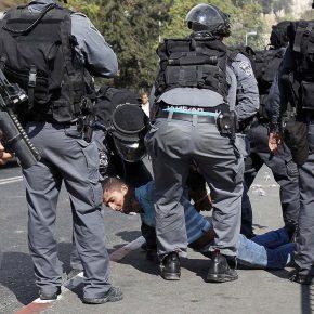 300 enfants palestiniens détenus dans les prisons israéliennes