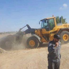 Israël démolit un village bédouin palestinien pour la 121ème fois