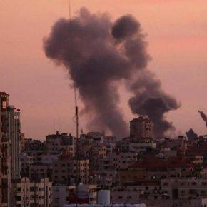 En direct de Gaza : Dix raids israéliens sur la bande de Gaza