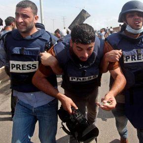Octobre connaît le nombre le plus élevé d'agressions par Israël contre les médias palestiniens
