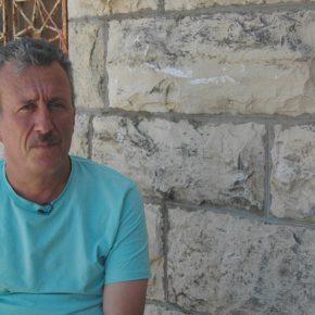 """Bassem Tamimi: """"Ma fille, ce sont des larmes de lutte"""""""