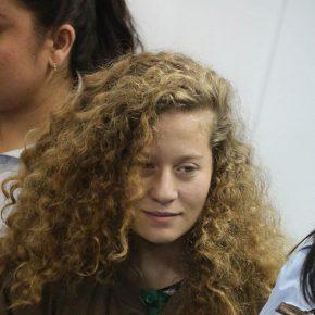 Israël prolonge la détention d'Ahed Tamimi pour la troisième fois