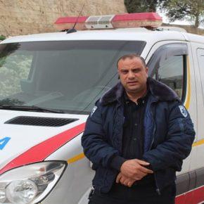 « J'ai peur d'être abattu » : Le récit d'un ambulancier palestinien
