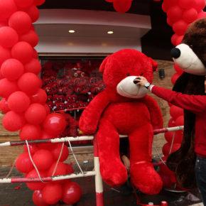 Envoyez un #ValentineToGaza