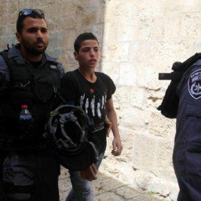 60 % des enfants de Palestine arrêtés par Israël sont torturés
