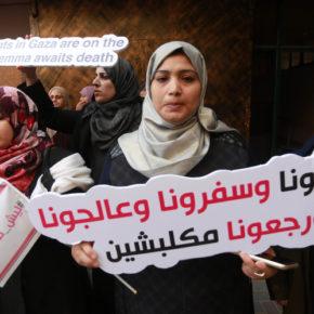 54 patients sont morts en attendant l'autorisation d'Israël de sortir de Gaza