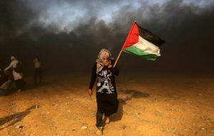 Contrôle et répression à distance : Israël teste ses armes les plus récentes sur la Grande Marche du Retour