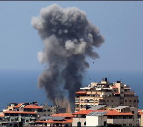 """Un ministre israélien menace de détruire Gaza """"une fois pour toutes"""""""