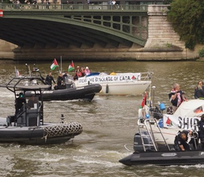 Flottille de la liberté pour Gaza - Paris interdit à la solidarité internationale