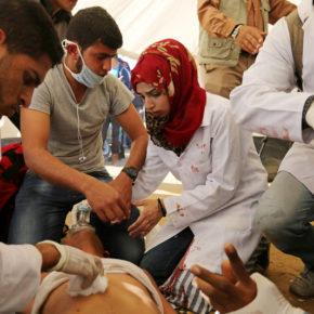 Une enquête révèle qu'un sniper israélien a délibérément tué l'infirmière Razan al-Najjar