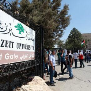 Israël force des enseignants à quitter la Palestine