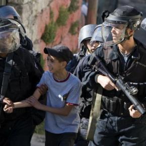Israël a arrêté 651 enfants palestiniens depuis le début de 2018
