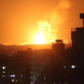 Israël bombarde Gaza alors que les hôpitaux manquent de fuel