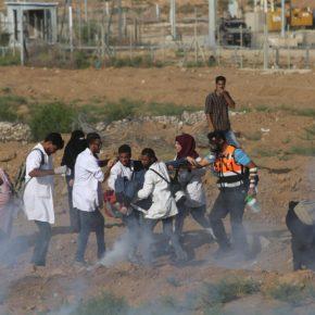 155 Palestiniens tués dans la Grande Marche du Retour