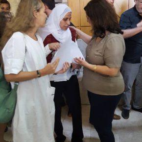La poétesse palestinienne Dareen Tatour condamnée à 5 mois de prison en Israël: Agissez pour la faire libérer