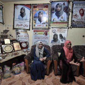 Sur les pas de Razan