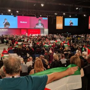 Défiant le lobby israélien, le Labour vote pour un gel des exportations d'armes