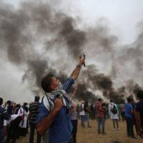 En Direct de Gaza : 2 morts et 300 blessés dans la bande de Gaza-bilan provisoire-: Ce vendredi 7 septembre 2018: La marche du retour se poursuit