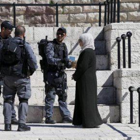 Palestine: droits à la carte - État civil: contrôle, domination, séparation