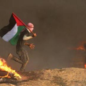 En Direct de Gaza:  3 morts et 370 blessés dans la bande de Gaza-bilan provisoire-:  Ce vendredi 5 octobre 2018:  Vive la résistance !