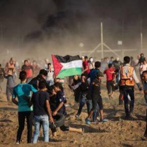 En Direct de Gaza: 5 morts et 190 blessés dans la bande de Gaza-bilan provisoire-: Ce vendredi 26 octobre 2018: Gaza résiste et persiste !