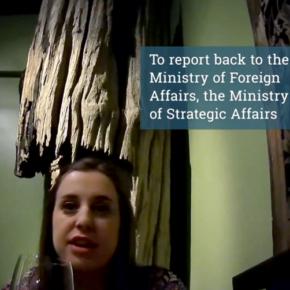 L'ambassade d'Israël a utilisé de faux profils sur facebook pour espionner des étudiants