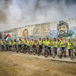 'Pédaler est une forme de résistance' en Cisjordanie occupée