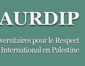 Lettre de l'AURDIP à la Ministre de la Justice concernant le projet de résolution qui demande aux Etats membres de l'UE d'adopter la « définition IHRA » de l'antisémitisme