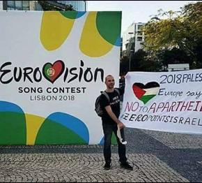 30/11/18: Hanan Ashrawi, OLP : « Nous en appelons à l'UER pour qu'elle respecte les droits du peuple palestinien et qu'elle ne retransmette aucun événement du concours de chant de l'Eurovision dans les colonies illégales d'Israël ».