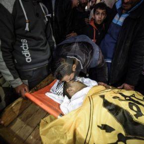 En Direct de Gaza : 5 morts et 42 blessés dans la bande de Gaza-bilan provisoire- : Ce vendredi 21 décembre 2018 : Une fin d'année dramatique dans la bande de Gaza