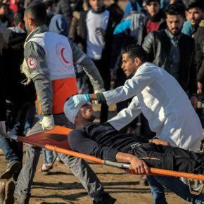OCHA: Plus de 250 Palestiniens tués, 23 000 blessés dans les manifestations de Gaza