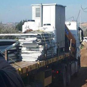 OCHA : Démolitions et déplacements en Cisjordanie : mise à jour mensuelle